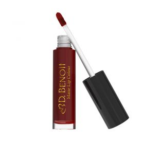 D.Benoit Matte Lip Colour - MC 119 - Cranberry Crimson