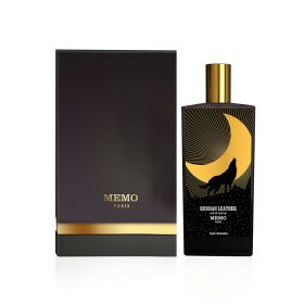 Memo's Eau De Russian Leather Eau De Parfum 75ml - Unisex