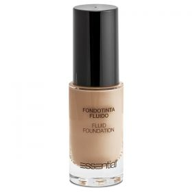 Essential Fluid Foundation - Warm Beige