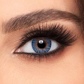 FreshLook Plano ColorBlend Eye Lenses - Blue - ( Monthly)
