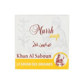 Khan Al Saboon - Murrh Soap - 80ml