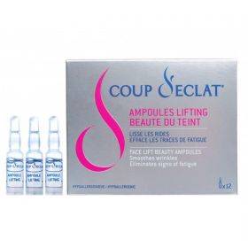 Coup D'Eclat Lifting Ampoules For Face - 12X1 ml