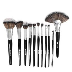 Morphy Sculpt & Define Make up Brush Set 504 - 11pcs