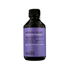 Nashi Argan Refresh Silver Shampoo 250 ML - NS00949