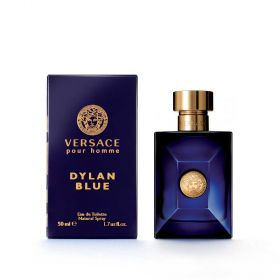 Versace Dylan Blue Eau De Toilette 50 ml - Men