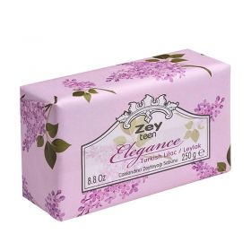Zeyteen Elegance Series - Turkish Lilac Soap - 250 gm