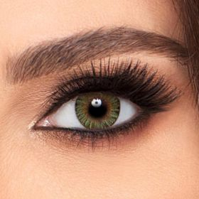 FreshLook Plano ColorBlend Eye Lenses - Green - ( Monthly )