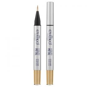 LIQUID METAL EYELINER - LINE & SHINE-ROSE GOLD BY EYEKO