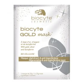 Biocyte Gold Mask Bio-Cellulose Regenerating & anti imperfactions 25 gm