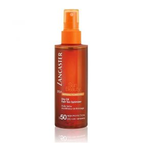 Lancaster Sun Beauty Dry Oil Fast Tan Optimizer - SPF 50 - 150 ml