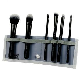 Moda - Black Total Face Set - 7 Pcs