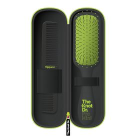 The Knot Dr - Pro Mini Hair Brush Kit - Pomelo Green
