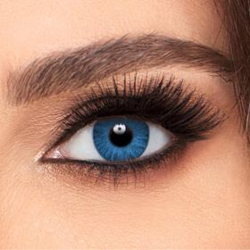 Airoptix Colors Eye Lenses - Brilliant Blue