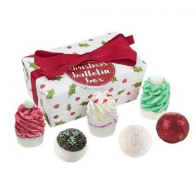 Bomb Cosmetics Christmas Ballotin Box