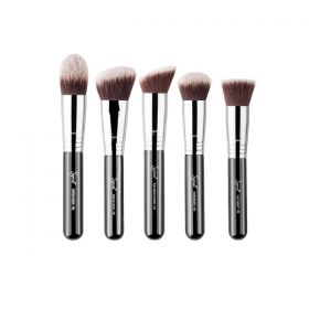 Sigma Sigmax Kabuki Makeup Brushes Kit - 5 Pieces