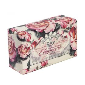 Zeyteen Elegance Series - Turkish Rose Soap - 250 gm