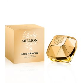 Lady Million Eau De Parfum - 50 Ml - For Women