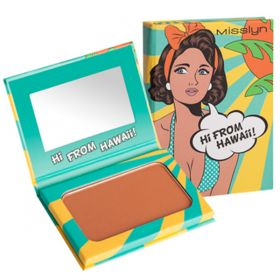 Misslyn Pop It Up Bronzing & Contouring Powder - N M57401.65