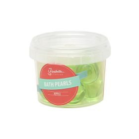 Isabelle Laurier Green Bath Pearls