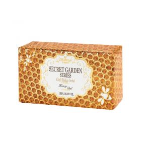 Zeyteen Secret Garden - Honey Soap - 250 gm