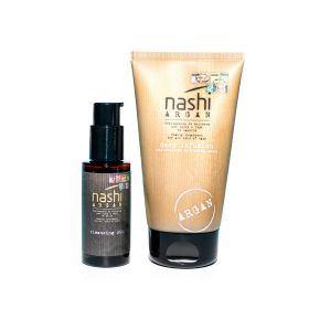 Nashi Argan Cleansing Oil Promotional Kit (Cleansing Oil 50ml + Deep Infusion Mask 150ml)