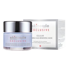 Skincode Cellular Recharge Age-Renewing Mask - 50ml