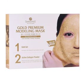 Shangpree Gold Premium Modeling Mask - 50G . 4.5GX1EA