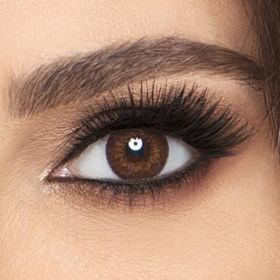 FreshLook Plano ColorBlend Eye Lenses - Brown - ( Monthly)