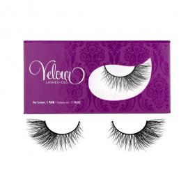 Velour Lashes - Upper Lashes - T Dot Oooh