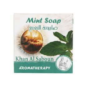 Khan Al Saboon - Mint Soap 80ml