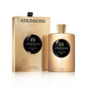 Atkinsons - Oud Save The King spray - 100 ml
