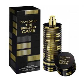 Davidoff The Briliant Game Eau De Toilette  100 ml - Men