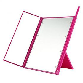 Majesty Royal Led Cosmetic Mirror - Pink