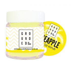 Grounded Pineapple Lip Scrub