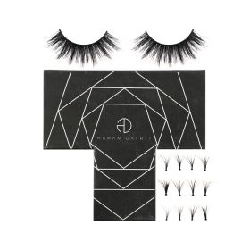 Hanan Dashti Makeup Eyelashes  - Sanaa