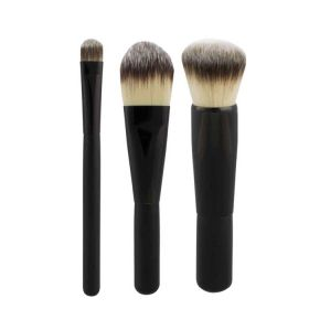 TBX Compact Makeup Brush Set - 3 Pieces
