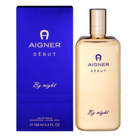 Aigner Debut By Night Eau De Parfum 100 ml - Women