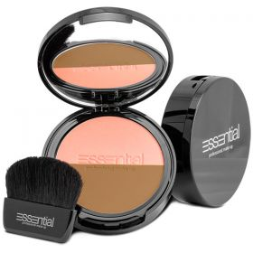 Essential Light And Shadow Blush - Amber Illusion