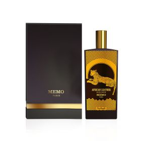 Memo African Leather Eau de Parfum 75 ml - Unisex