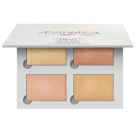 Aesthetica Strobe Series Highlighting Set - N AE 140 - Tan To Dark