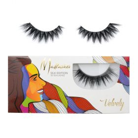Mad Lashes 3D Silk Lashes - Velvety