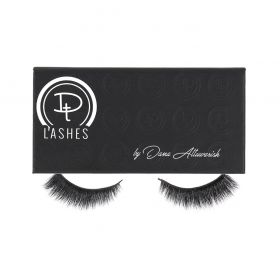 Dana Altuwarish - Real Mink Fur Eyelashes - D630