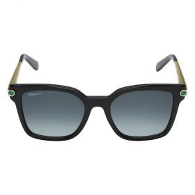 Salvatore Ferragamo - Black Sunglasses
