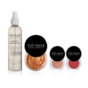 Makeup Beauty Set - 4Pcs