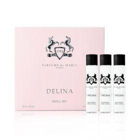 Delina Perfume Refill Set - 3Pcs - Women