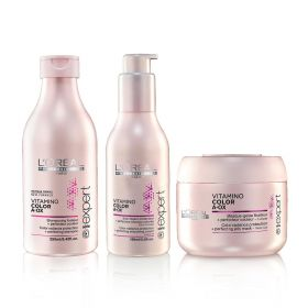 L'Oreal - Hair Care Set Vitamino Color AOX