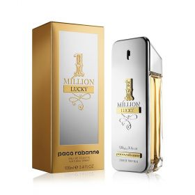Paco Rabanne - 1 Million Lucky Eau De Toilette - 100ml - Men