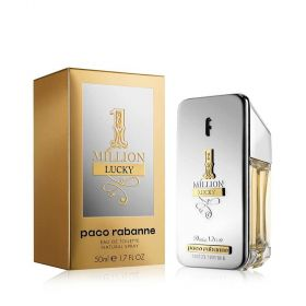 Paco Rabanne - 1 Million Lucky Eau De Toilette - 50ml - Men