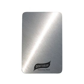 Graftobian Stainless Steel Mixing Palette
