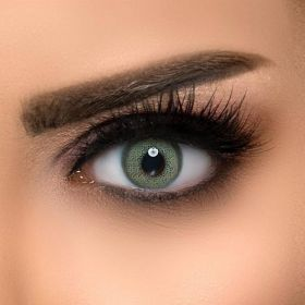 Dahab - Platinum Contact Lenses - Mentha P05
